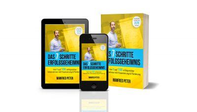 """Mockup """"7 Schritte Erfolgsgeheimnis"""""""