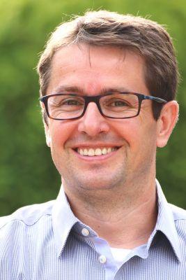 Thomas Sablotny, Geschäftsführer der gemeinnützigen Unternehmergesellschaft hoch3