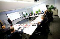 Social Media - Lehrgang bei der FeuerwehrAgentur in Gießen
