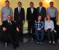 RRI Rhein Ruhr International begrüßt die vier neuen Auszubildenden