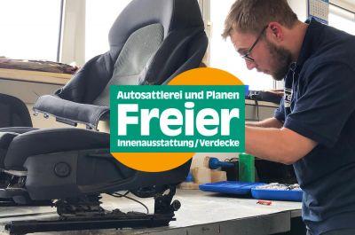 Ausbildung zum Sattler - die Autosattlerei Freier bietet einen Ausbildungsplatz für 2020.