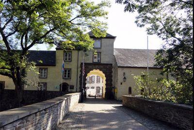 Campus Schloss Wiltz der DTMD University