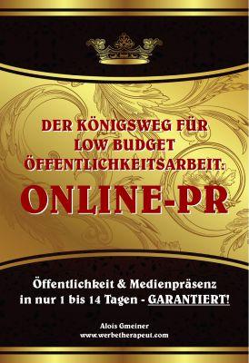 Seit vielen Wochen in den Top-Ten Fachbuchcharts bei Amazon-Kindle ebooks - KÖNIGSWEG-ONLINE PR von Alois Gmeiner