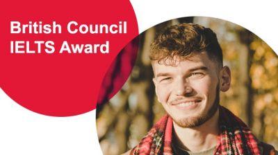 British Council IELTS Award 2020