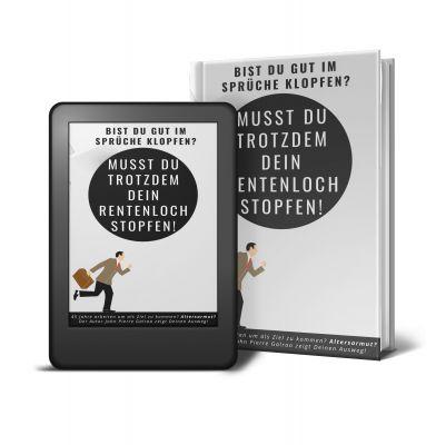 """Neues Buch: """"Bist du gut im Sprüche klopfen? Musst du trotzdem dein Retenloch stopfen!"""""""