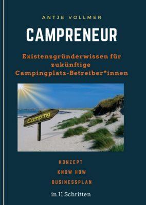 """""""Campreneur"""" von Antje Vollmer"""