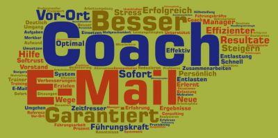 Coaching reduziert E-Mail-Belastung von Managern