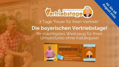Uwe Rieder Die bayerischen Vertriebstage