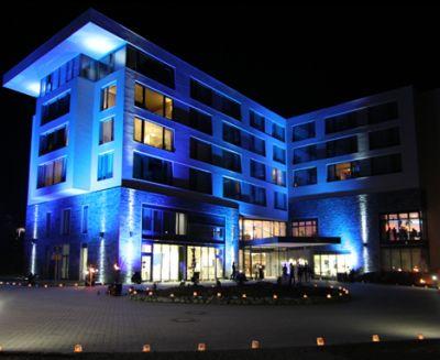 Das Hotel Fire & Ice Düsseldorf/Neuss gehört zu den besten Tagungshotels in Deutschland