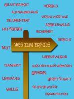 Beruflich zum Erfolg mit karrierebereit.de (Foto: Judith Lisser-Meister / pixelio.de)