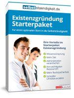 Das Starterpaket Existenzgründung von selbststaendigkeit.de unterstützt Sie bei Ihrer Existenzgründung