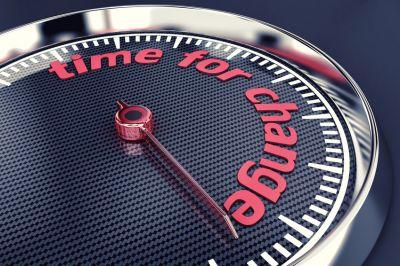 time for change - auch in der Weiterbildung