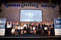 Die Sieger des Deutschen Personalwirtschaftspreises 2018 / Foto: Cornelius Tometten