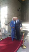 Bernhard Patter (diavendo) und Alexander Aisenbrey (Gründungsmitglied Fair Job Hotels e.V.). (v.l.n.r.)