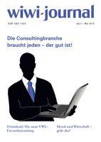 Karriere als Consultant - Titelstory des neuen WiWi-Journals