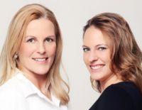 Anne Heintze (LehrCoach) & Lissa Karbe (JuniorCoach)