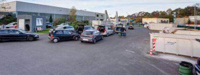 Stellenangebot - Die Reloga sucht Aushilftskraft in Teilzeit, Leichlingen (Wertstoffhof Burscheid)