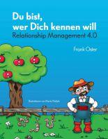 """""""Du bist, wer Dich kennen will"""" von Frank Oster"""