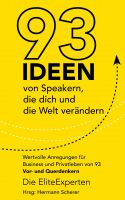 93 Ideen von Speakern, die dich und die Welt verändern