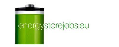 Energystorejobs - Stellen für die Energiespicherindustrie