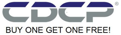 CDCP - BUY ONE GET ONE FREE!