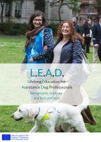 Titelbild der 24-seitigen Broschüre zum EU-Projekt L.E.A.D.