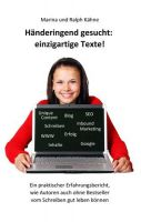 Neu erschienen: Gute Texte händeringend gesucht
