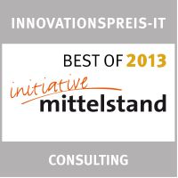 """Best of Consulting"" - rheinSinn mit www.coaching-evaluationen.de"
