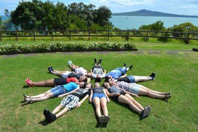 Im zweitägigen Vorbereitungsseminar wurden die weltgewandt-Teilnehmer auf ihre Zeit in Neuseeland eingestimmt.