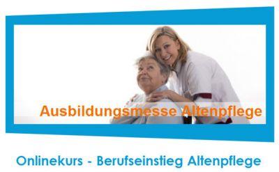 Onlinekurs Berufseinstieg Altenpflege