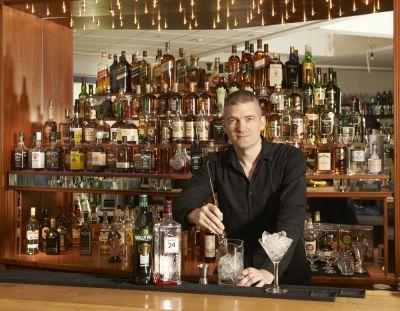 Thomas Kraft - Gründer der German Bartender School