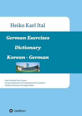"""German Exercises Dictionary"" von"