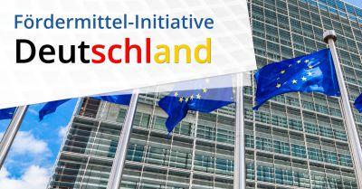 Die Fördermittel-Initiative Deutschland berät zu Förderprogrammen in den Bundesländern, Deutschland und der EU.