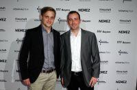 Christian Füllmich (rechts) und Torben Maas lernten sich im Rahmen ihres Studiums TV-Produktion (heute: TV-Management) an der MHMK