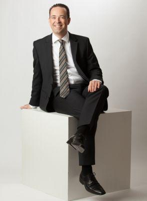 Prof. Dr. Michael Theede, Macromedia-Professor für Musikmanagement © Hochschule Macromedia Hamburg