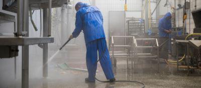 Dolfing Regenbekleidung für Profis | chemikalienfeste Schutzkleidung