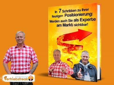 Uwe Rieder und Joschi Hausperger: In 7 einfachen Schritten zu Ihrem Expertenstatus