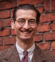Hypnoseausbilder Moritz Rudolf, Leiter des OMNI Hypnosis Training Center Berlin