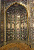 Sultan-Qabus-Moschee Maskat Oman Iranee