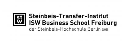 Logo des neu gegründeten Steinbeis-Transfer-Instituts ISW Business School Freiburg
