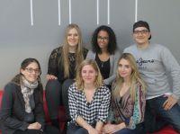 Das Team unter der Leitung von Prof. Dr. Elke Kronewald