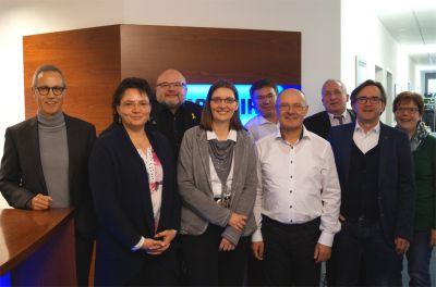 """Absolventen master.class """"Vorsorgeexperte (Familenverbund) - mit TÜV Rheinland geprüfter Qualifikation"""", November 2017"""