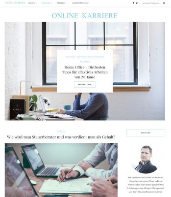 Karriereblog ONLINE-KARRIERE