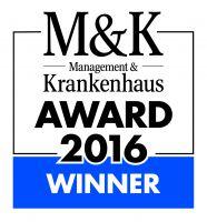 Logo Gewinner M&K-Award 2016