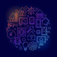Smart Home Living mit KNX