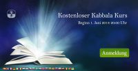 Kostenfreier authentischer Kabbala Online Kurs