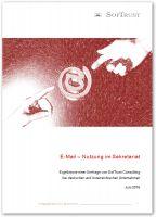 SofTrust-Studie zum Umgang mit E-Mail im Sekretariat