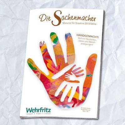 Der Sachenmacher Katalog: kreative Ideen in Hülle und  Fülle für die Therapie, Krippe, Kita & Schule.