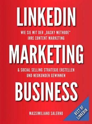 """LinkedIn Marketing Business"" von Massimiliano Salerno"