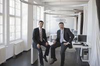 Markus Heudorf und Prof. Dr. Andreas Aulinger, beide Direktoren des IOM